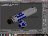 R2 Saber - Emitter Close Up