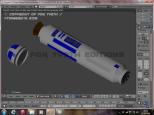 R2 Saber - Hidden Emitter Flute
