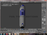 R2 Saber Vertical Up