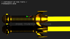 TSWG Saber profile view