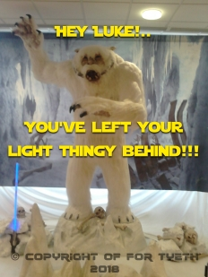 Hoth Wampa (You can see him better now)