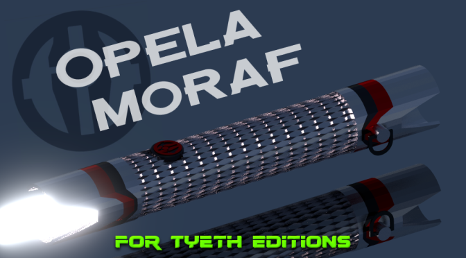 Opela Moraf – A saber for a follower