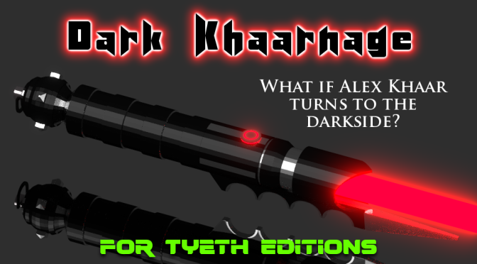 Dark Khaarnage Saber- Will Alex Khaar turn?