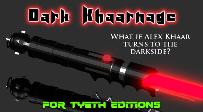 Dark Khaarnage Saber- Will Alex Khaar turn?