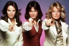 Kelly, Sabrina and Jill - the Angels