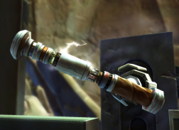 The first hilt of SWTOR