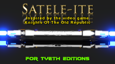 Satele-ite Saber inspired by SWTOR