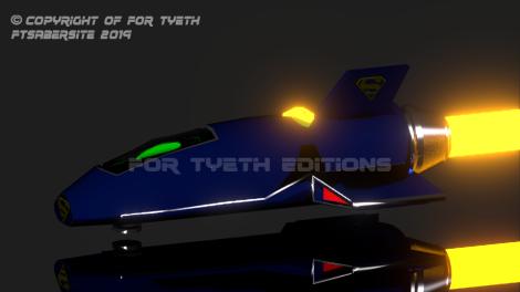 Supermobile Saber lit up 2.