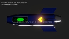 """The """"S"""" logo switch and a Krypton Krystal in the cockpit!"""