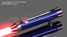 Iron Patriot Saber 3 Lit