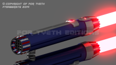 Iron Patriot Saber 4 Lit
