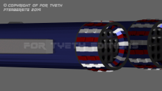 Iron Patriot Saber pommel