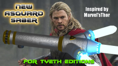 New Asguard Saber inspired by Thor