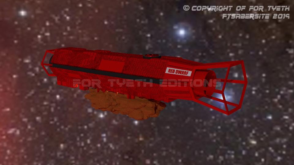 Red Dwarf Saber 10 MK