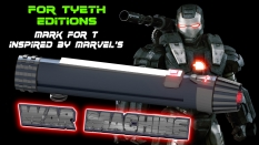Mark For-T War Machine Saber