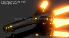 New Asguard Phoenix saber 1