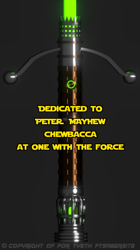 Wookie Berserker dedication MK