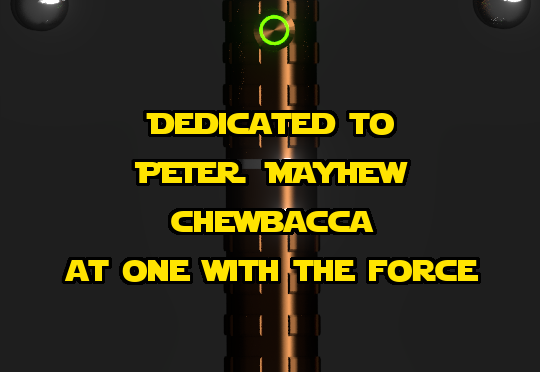Farewell Mr Mayhew MTFBWY