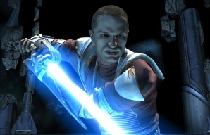 Galen Marek as a Jedi