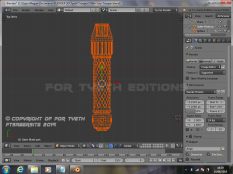 Wireframe of new handgrip.