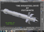 Durasteel Dove studio build 2
