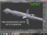 Durasteel Dove studio build 3