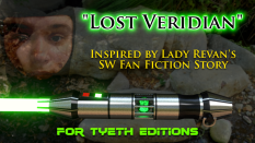 Lost Veridian for Lady Revan's Fan-Fiction character