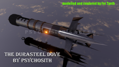 Durasteel Dove poster 2