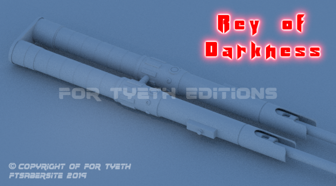 """Rey of Darkness"" Saber – The ""Switchblade"" saber update!"