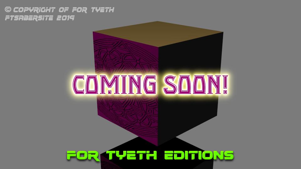 Coming Soon Cube MK