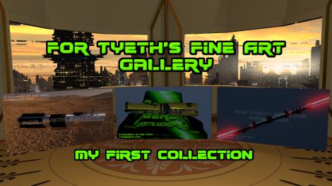 For Tyeth's Fine Art Gallery