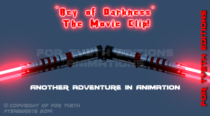 """Rey of Darkness"" The Movie Clip – For Tyeth Animations"
