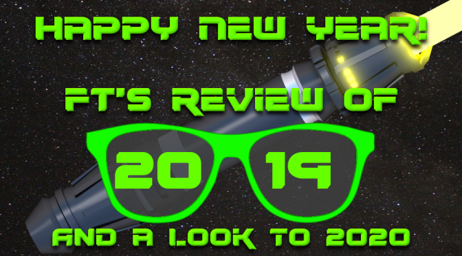 Happy New Year! FT's review of 2019