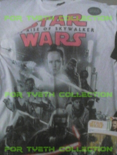 An even cooler Rise of Skywalker T-shirt