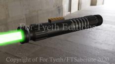 FT's first Blender 2.8 saber 1