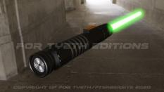 FT's first Blender 2.8 saber 2
