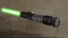 FT's first Blender 2.8 saber 3