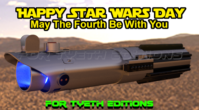 Happy Star Wars Day – from For Tyeth