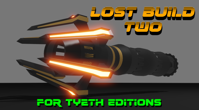 Lost Build Two – Another FT Original