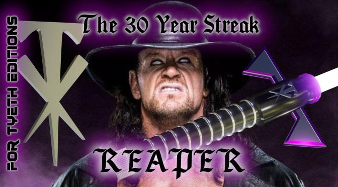 Reaper – The Undertaker's 30 year streak