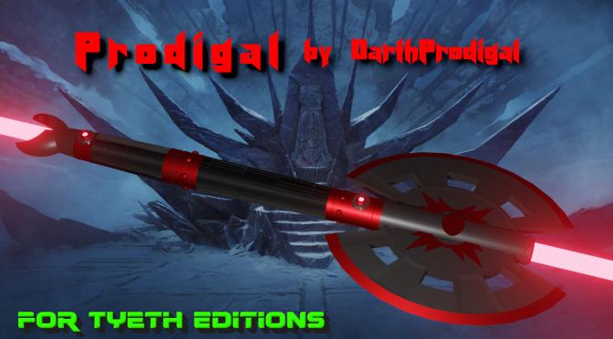 """Prodigal"" a design by DarthProdigal"