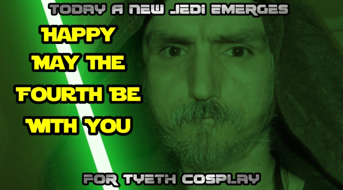 Happy May the Fourth – A New Jedi Emerges…