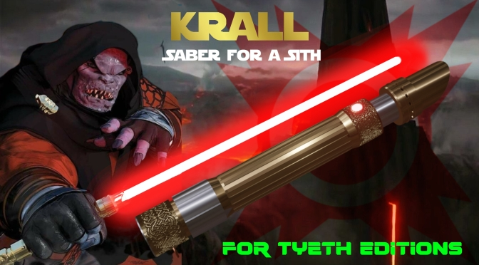 Krall – A Saber for a Sith